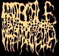 Projectile Disembowelment - Logo