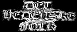 Det Hedenske Folk - Logo