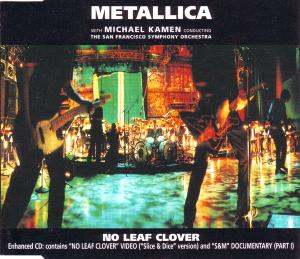 Metallica - No Leaf Clover