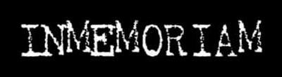 Inmemoriam - Logo
