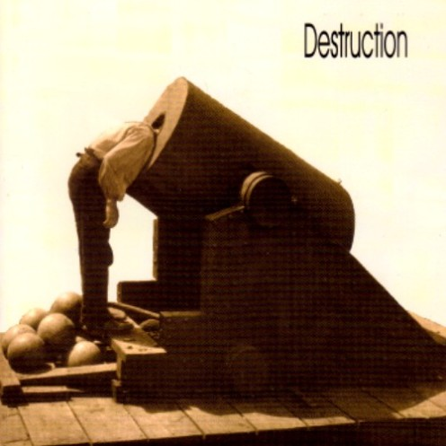 Destruction - The Least Successful Human Cannonball