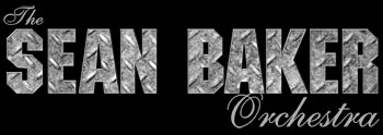 The Sean Baker Orchestra - Logo