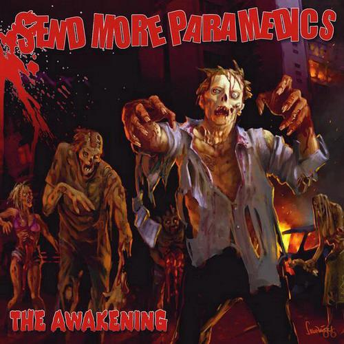 Send More Paramedics - The Awakening