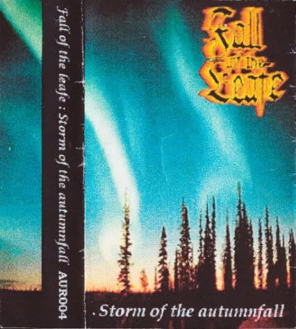 Fall of the Leafe - Storm of the Autumnfall