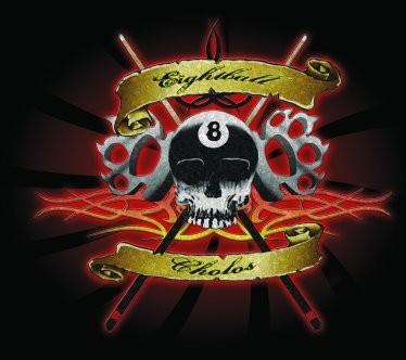 Eightball Cholos - Logo