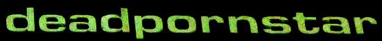 Deadpornstar - Logo
