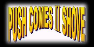 Push Comes II Shove - Logo