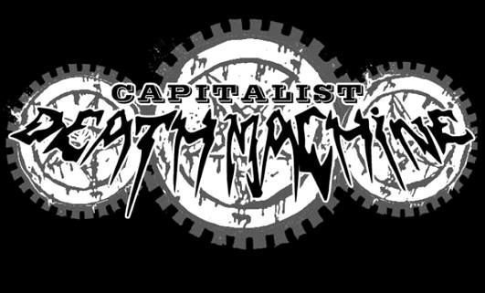 Capitalist Death Machine - Logo