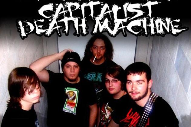 Capitalist Death Machine - Photo