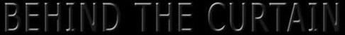 Behind the Curtain - Logo