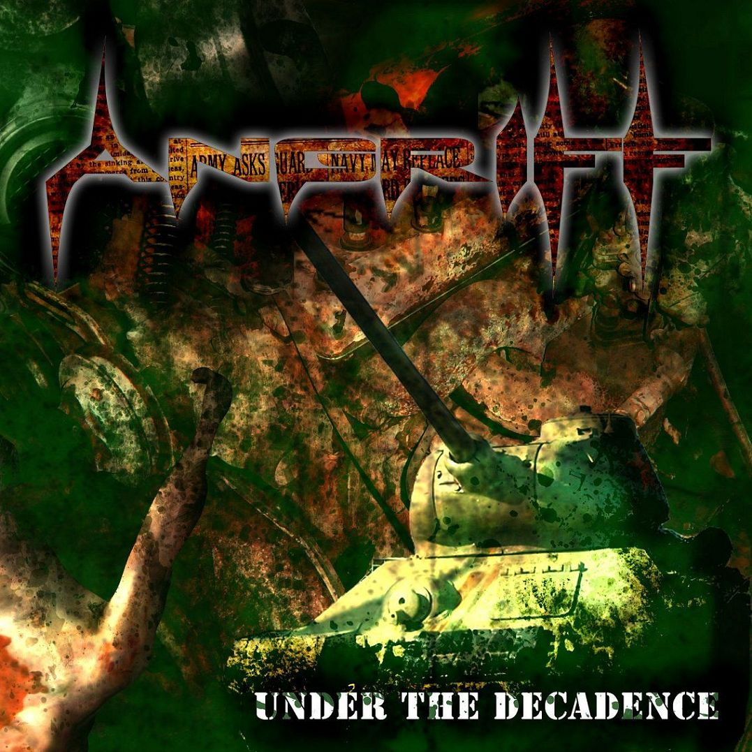 Angriff - Under the Decadence