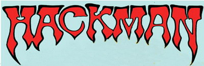 Hackman - Logo
