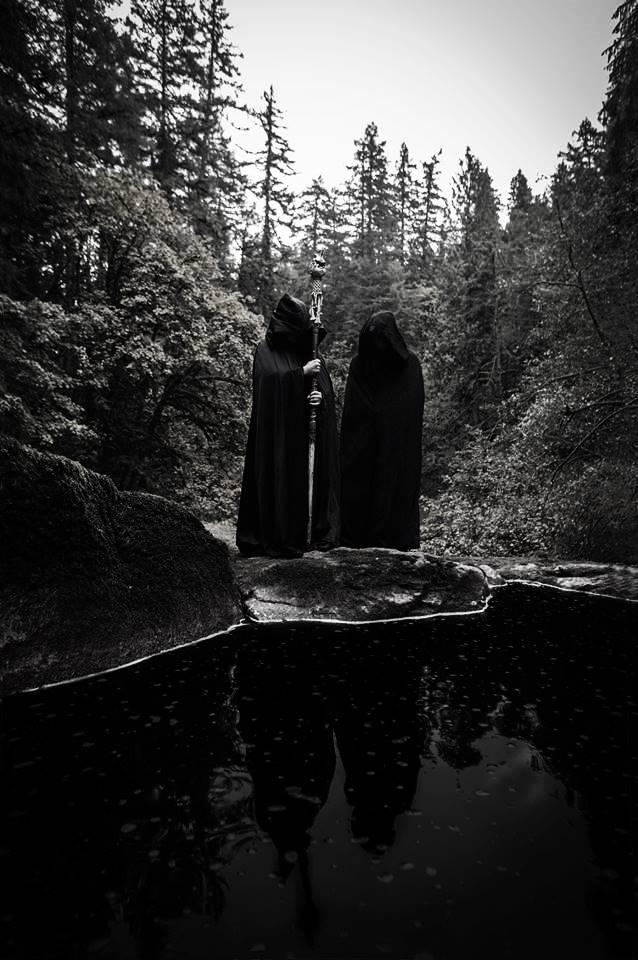 Mysticism Black - Photo