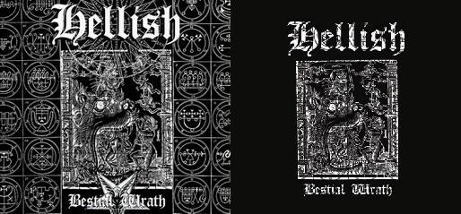 Hellish - Bestial Wrath