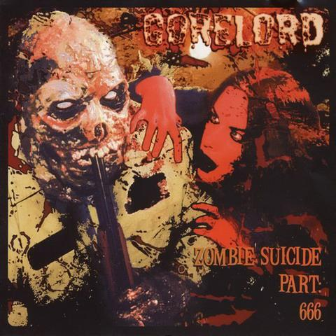 Gorelord - Zombie Suicide Part: 666