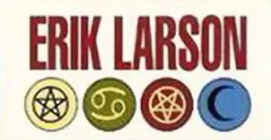 Erik Larson - Logo
