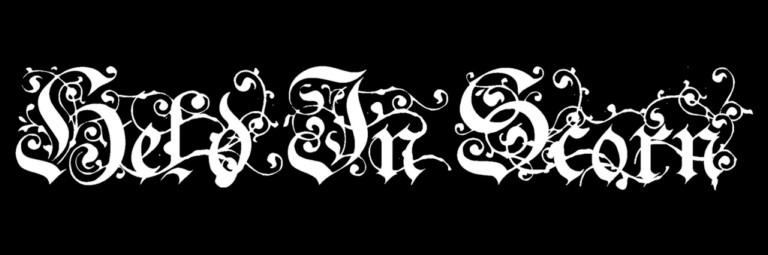 Held in Scorn - Logo
