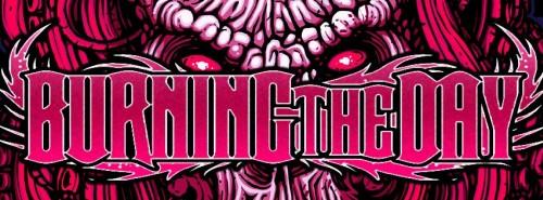 Burning the Day - Logo