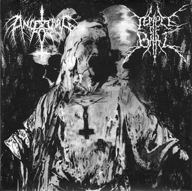 Temple of Baal / Ancestral Fog - Ancestral Fog / Temple of Baal