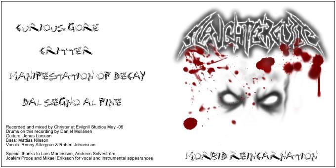 Slaughtercult - Morbid Reincarnation