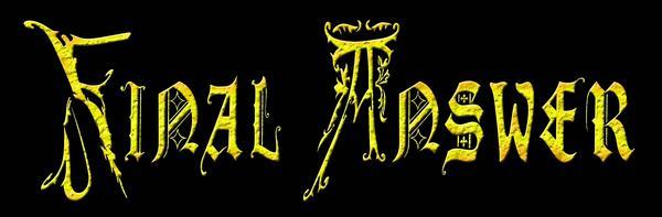 Final Answer - Logo