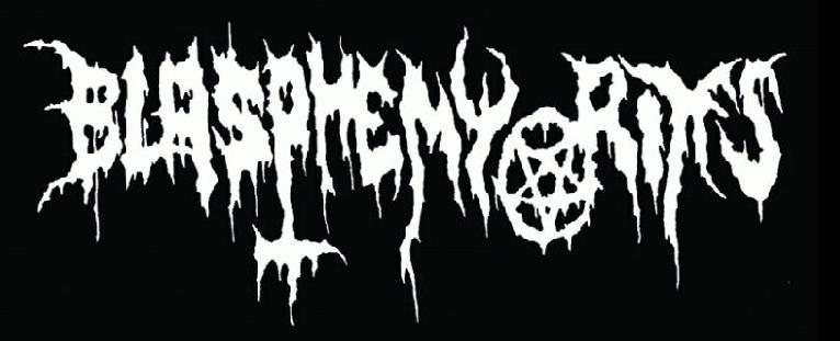 Blasphemy Rites - Logo