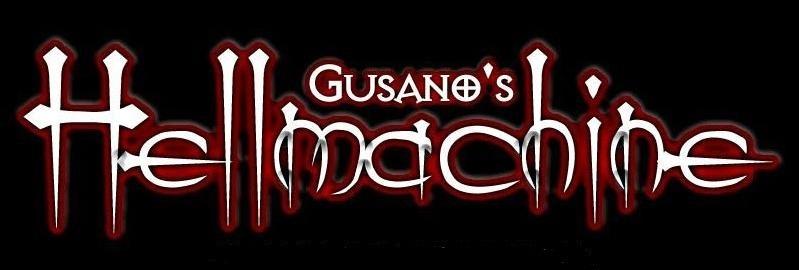 Gusano's Hellmachine - Logo