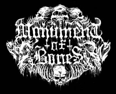 Monument of Bones - Logo