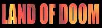 Land of Doom - Logo
