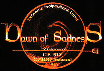 Dawn of Sadness Records