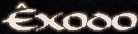 Êxodo - Logo