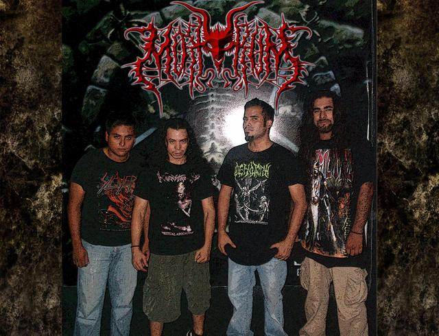 Mortuorium - Photo