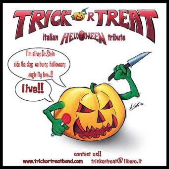 Trick or Treat - Italian Helloween Tribute
