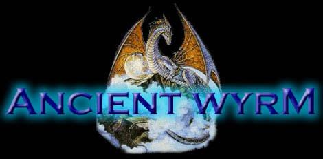 Ancient Wyrm - Logo