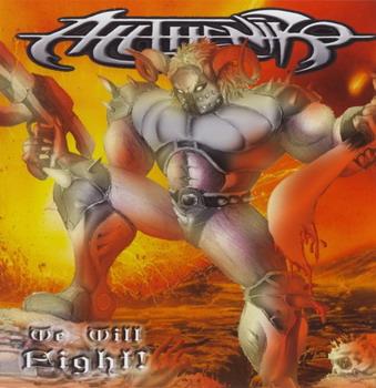 Alltheniko - We Will Fight!
