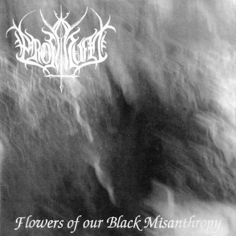 Flowers Of Our Black Misanthropy cover (Click to see larger  picture)