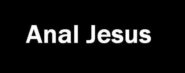 Anal Jesus - Logo