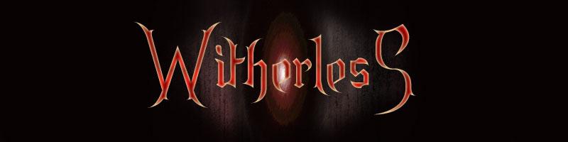 Witherless - Logo
