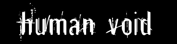 Human Void - Logo