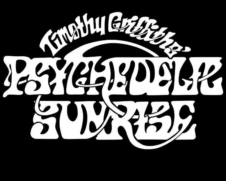 Timothy Griffiths' Psychedelic Sunrise - Logo