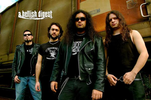 A Hellish Digest - Photo