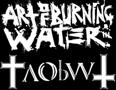 Art of Burning Water - Logo