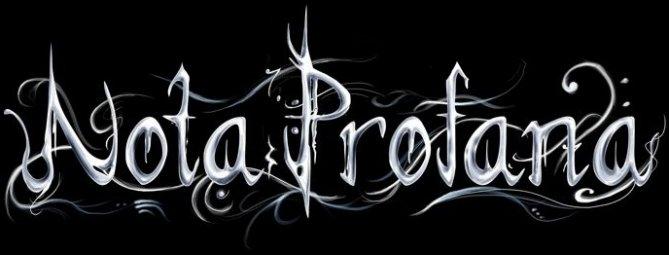 Nota Profana - Logo