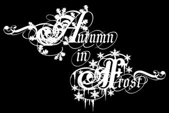 Autumn in Frost - Logo