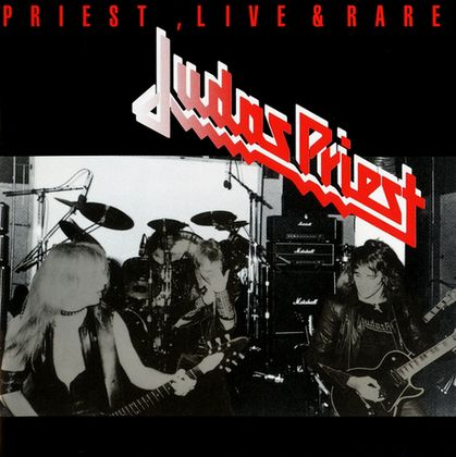 Judas Priest - Priest, Live & Rare