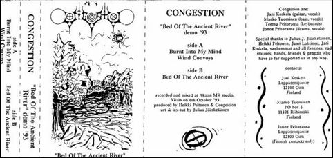 Congestion - Bed of the Ancient River