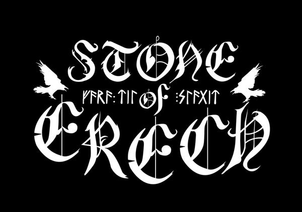 Stone of Erech - Logo