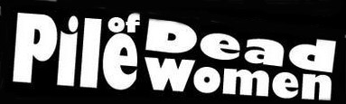 Pile of Dead Women - Logo