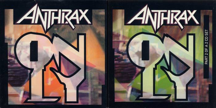Anthrax - Only