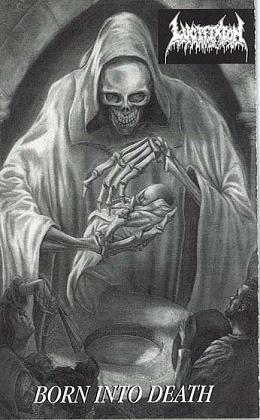 Lucifixion - Born Into Death